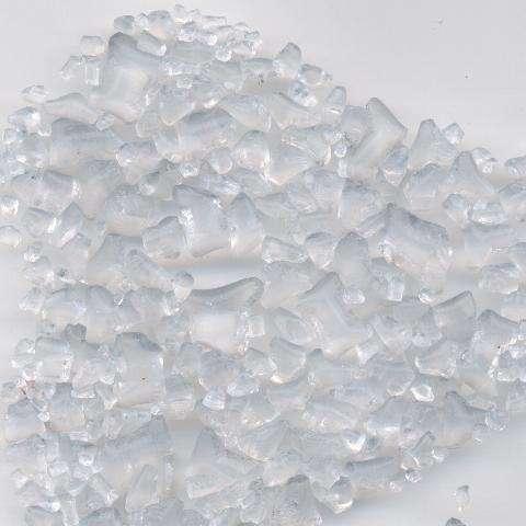 Skleněná drť od výrobce balení 10kg! Firma Petr Machačka - výroba skleněné korálky