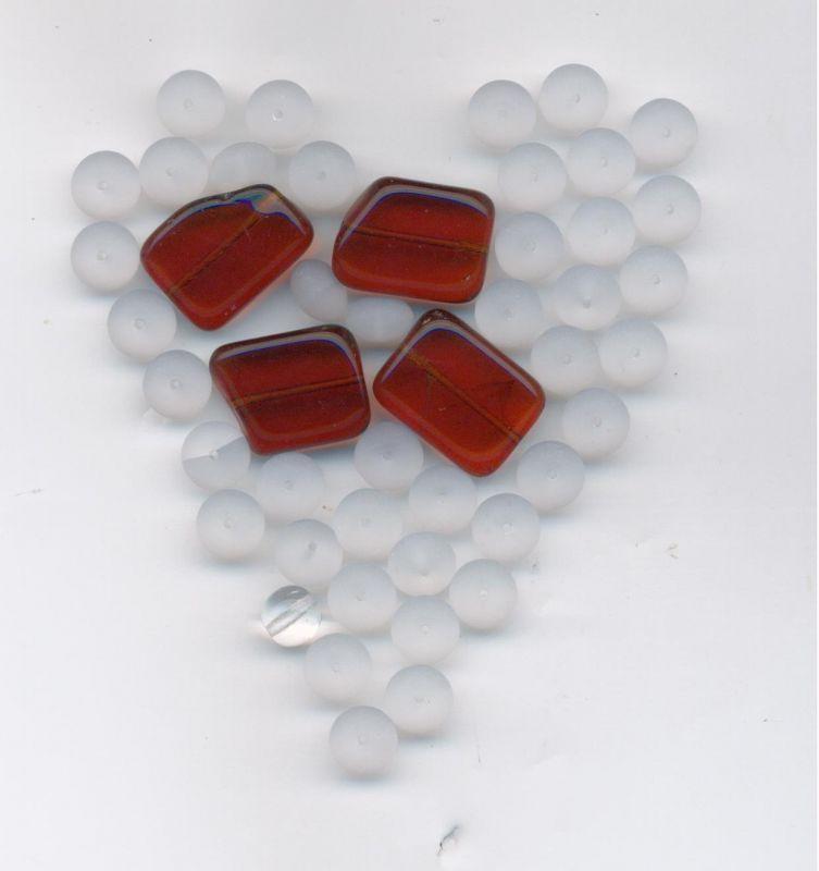 Skleněné korálky výhodné balení Firma Petr Machačka - výroba skleněné korálky