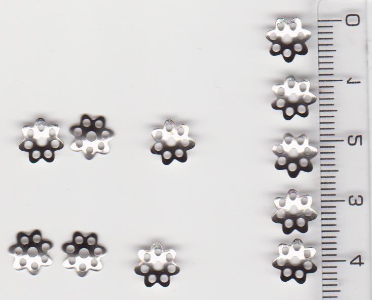 Kaplik pokov platina 0,9mm 1ks. Více výrobců - doplňkový sortiment
