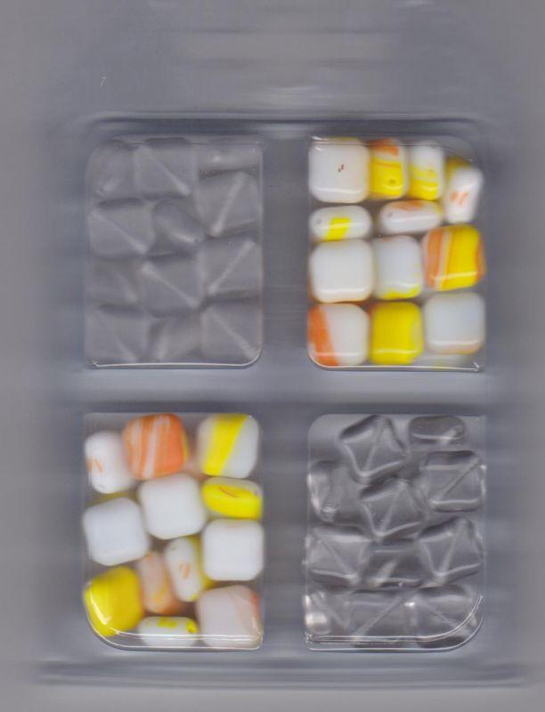 Korálky sada Firma Petr Machačka - výroba skleněné korálky